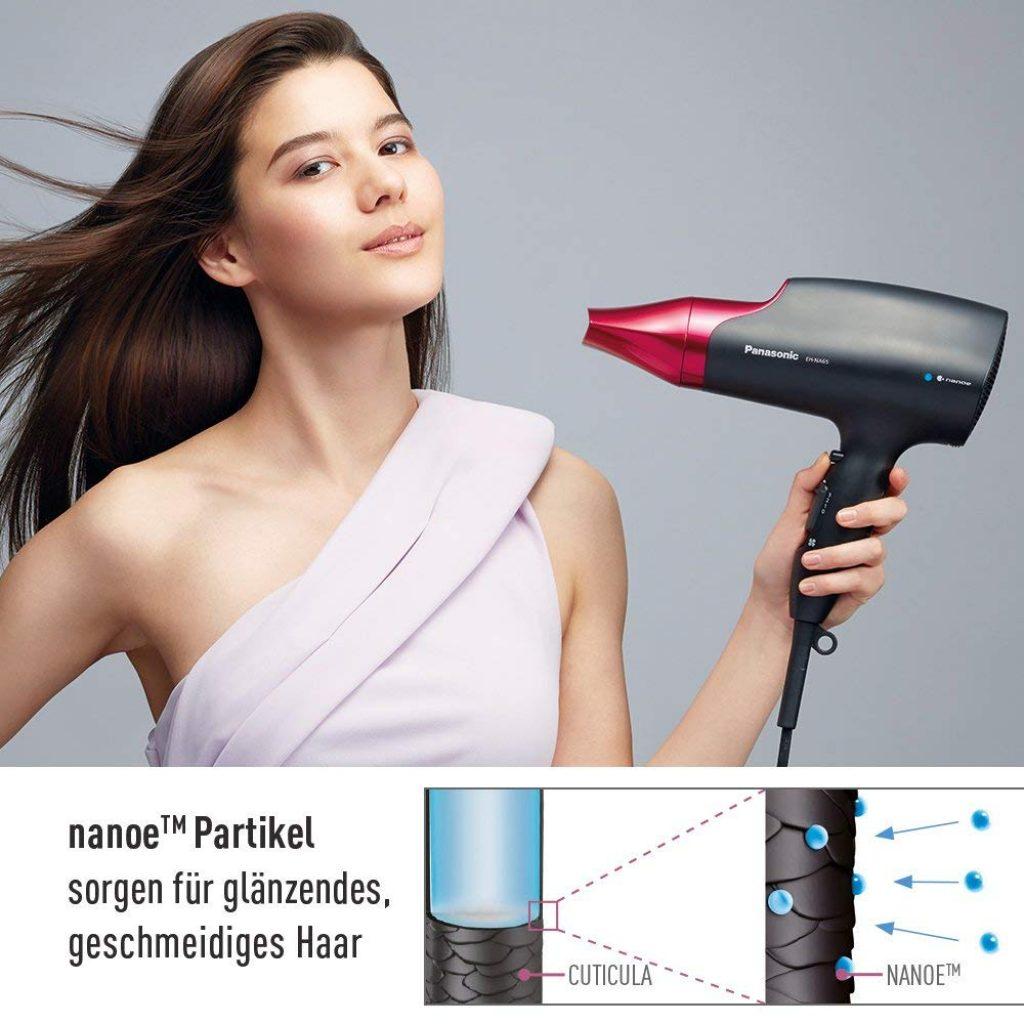 Sèche cheveux Panasonic EH NA65CN Sleeve 2000 W Noir et Or