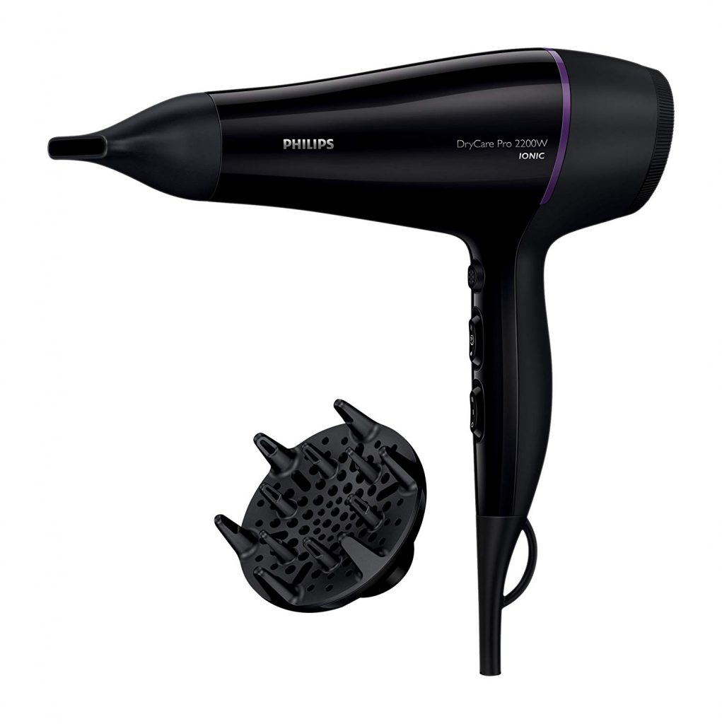 Test et Avis : Sèche cheveux Philips BHD17600 Top