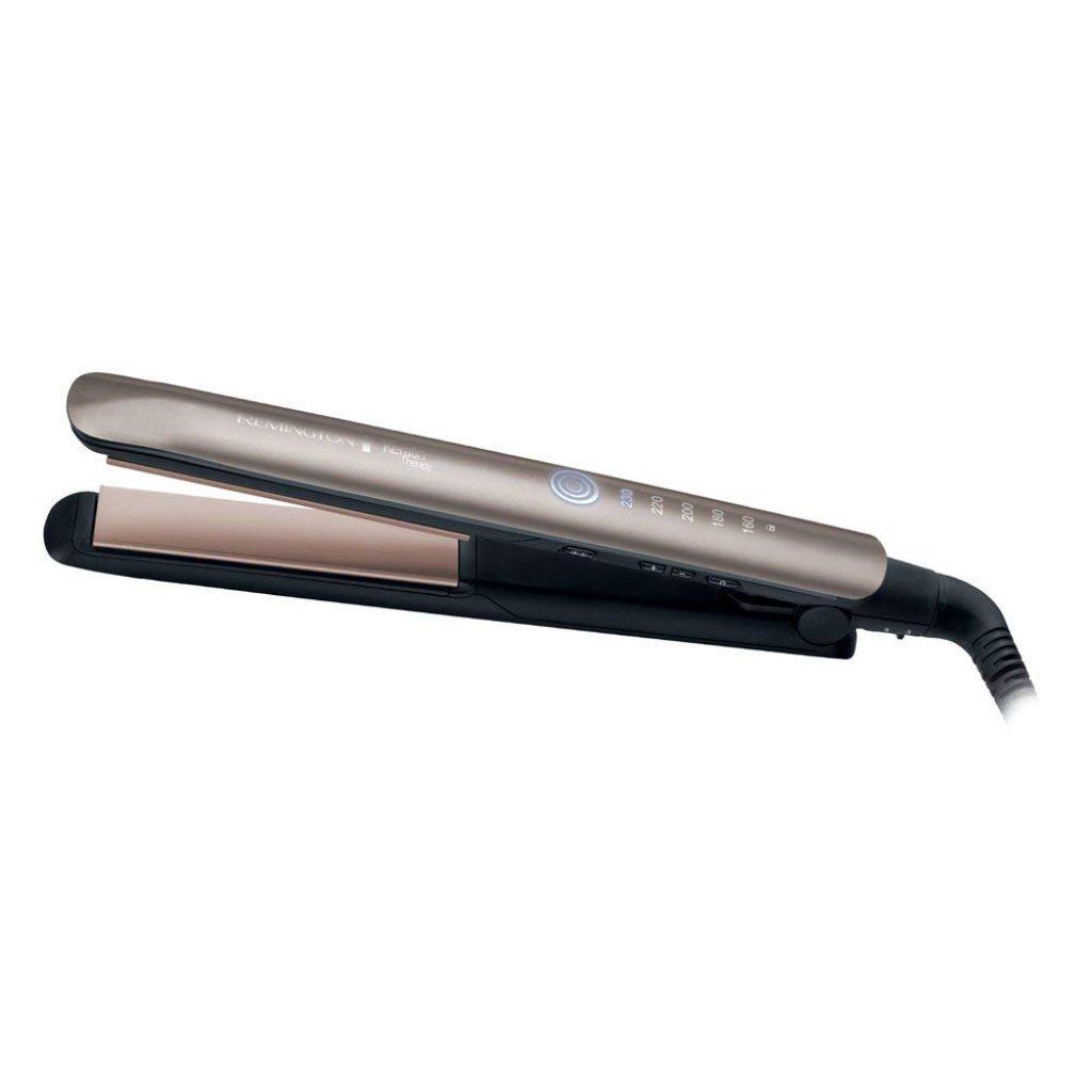 Remington S8590 Fer à Lisser, Lisseur Keratin Therapy Pro